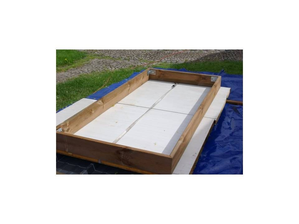Solar-Luftkollektor (Sonnenheizung) - Bauanleitung zum Selberbauen ...
