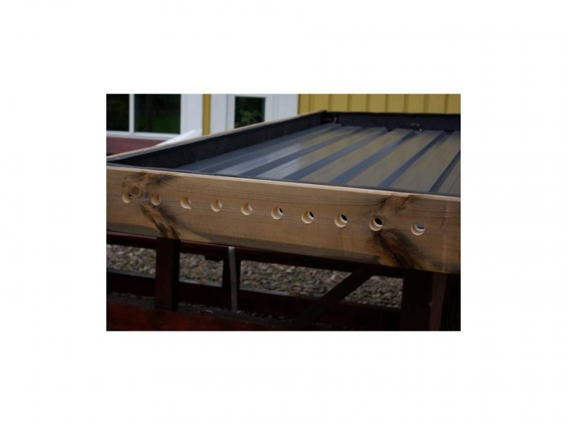 solar luftkollektor sonnenheizung bauanleitung zum selberbauen 1 2 deine. Black Bedroom Furniture Sets. Home Design Ideas
