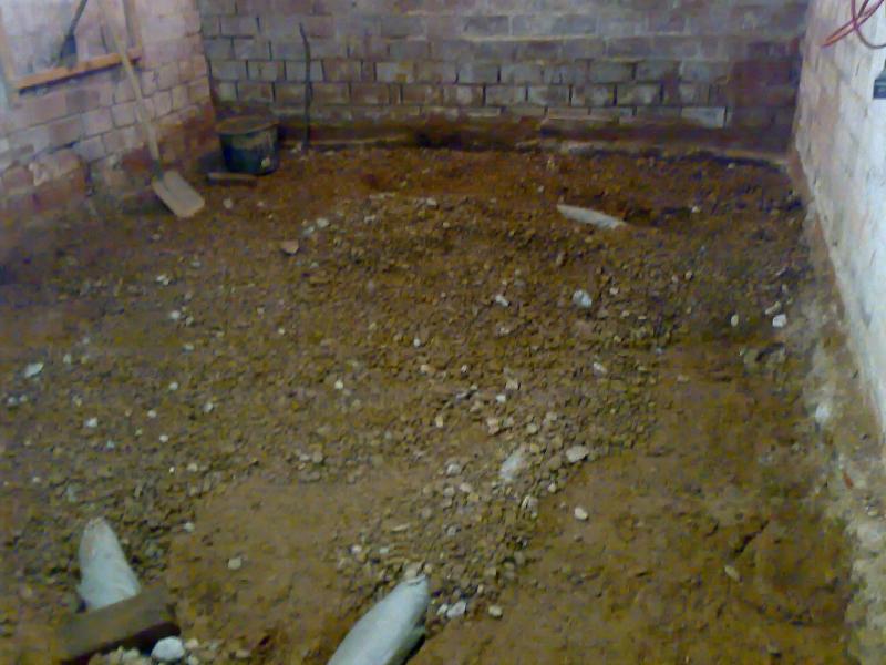 Super Werkstatt Boden neu betonieren - Bauanleitung zum Selberbauen - 1 &BQ_72