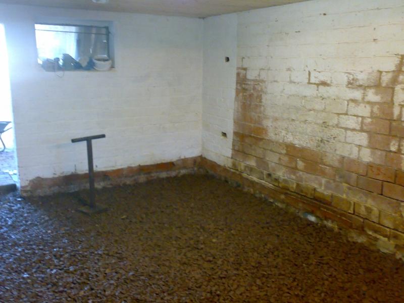 Fußboden Ohne Beton ~ Werkstatt boden neu betonieren bauanleitung zum selberbauen
